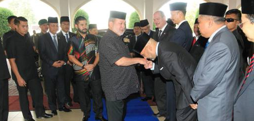 SULTAN JOHOR WANTS NEW CAUSEWAY AND NEW AIRPORT